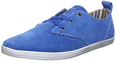 Mens Ramos Lo Royal Blue Trainers Homeboy sdloce