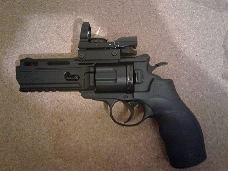 Umarex 2252109 Brodax Air Pistol .177 BB Loud