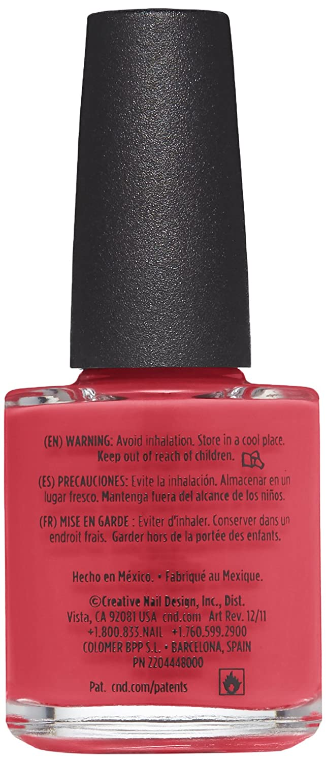 Amazon.com: CND Vinylux Weekly Nail Polish, Pink Bikini, .5 oz ...