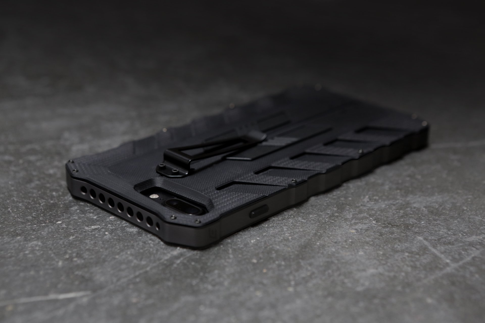 Element Case M7 for iPhone 8 and iPhone 7 (Stealth) by Element Case (Image #4)