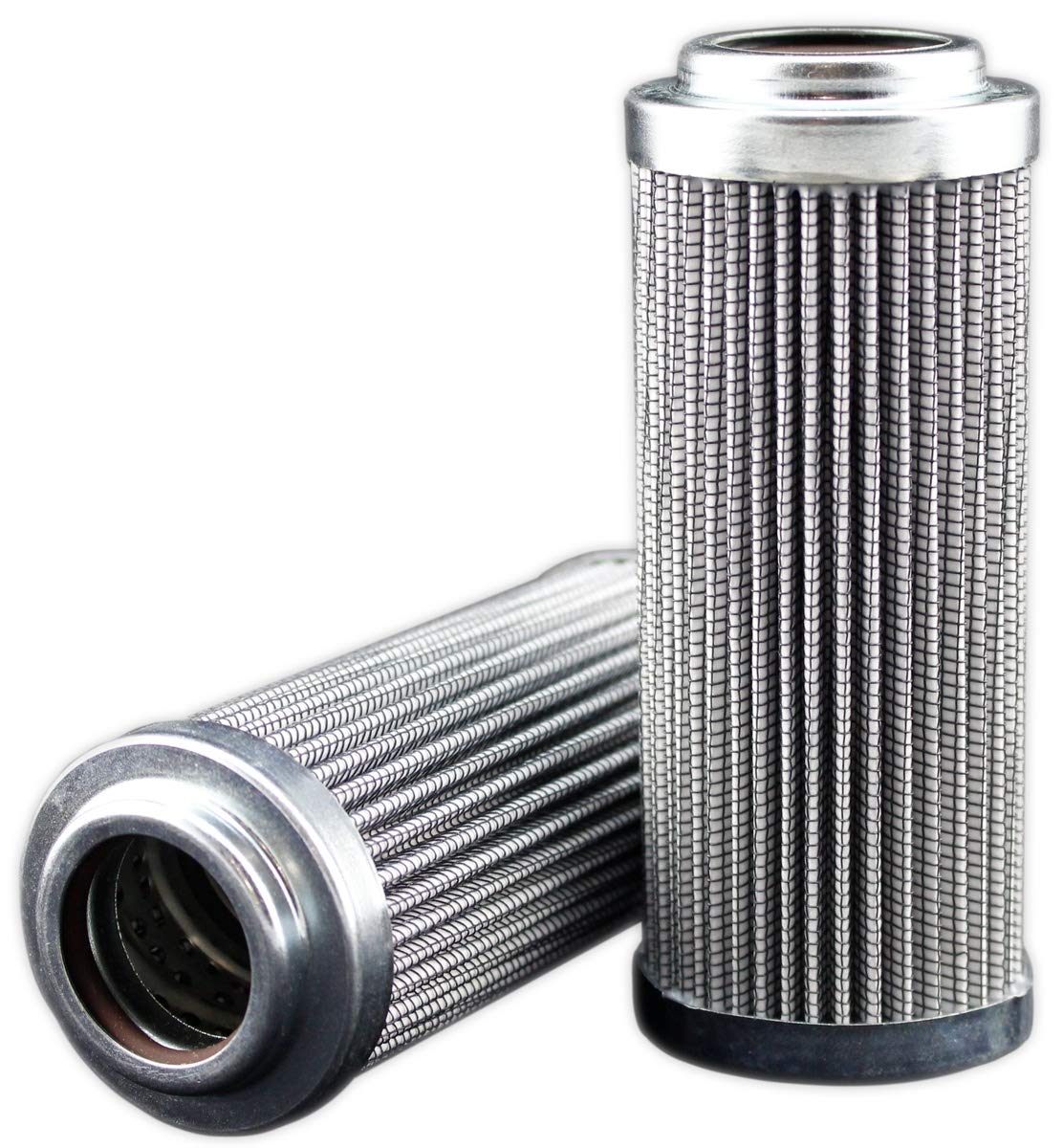 FLUITEK P01804410S61 Heavy Duty Replacement Hydraulic Filter Element from Big Filter 2-Pack
