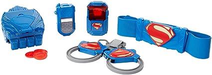 DC Justice League Superman Belt /& Blast Pack
