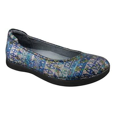 fae8235472a3 Alegria Women s Petal Rave On Nile Loafer 6 Regular