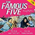 Five Run Away Together & Five on Finniston Farm (Famous Five, Band 1)
