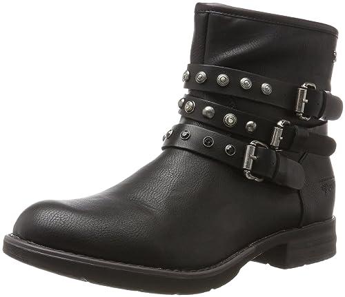 Womens 3795613 Biker Boots Tom Tailor bdWwlqDXlI