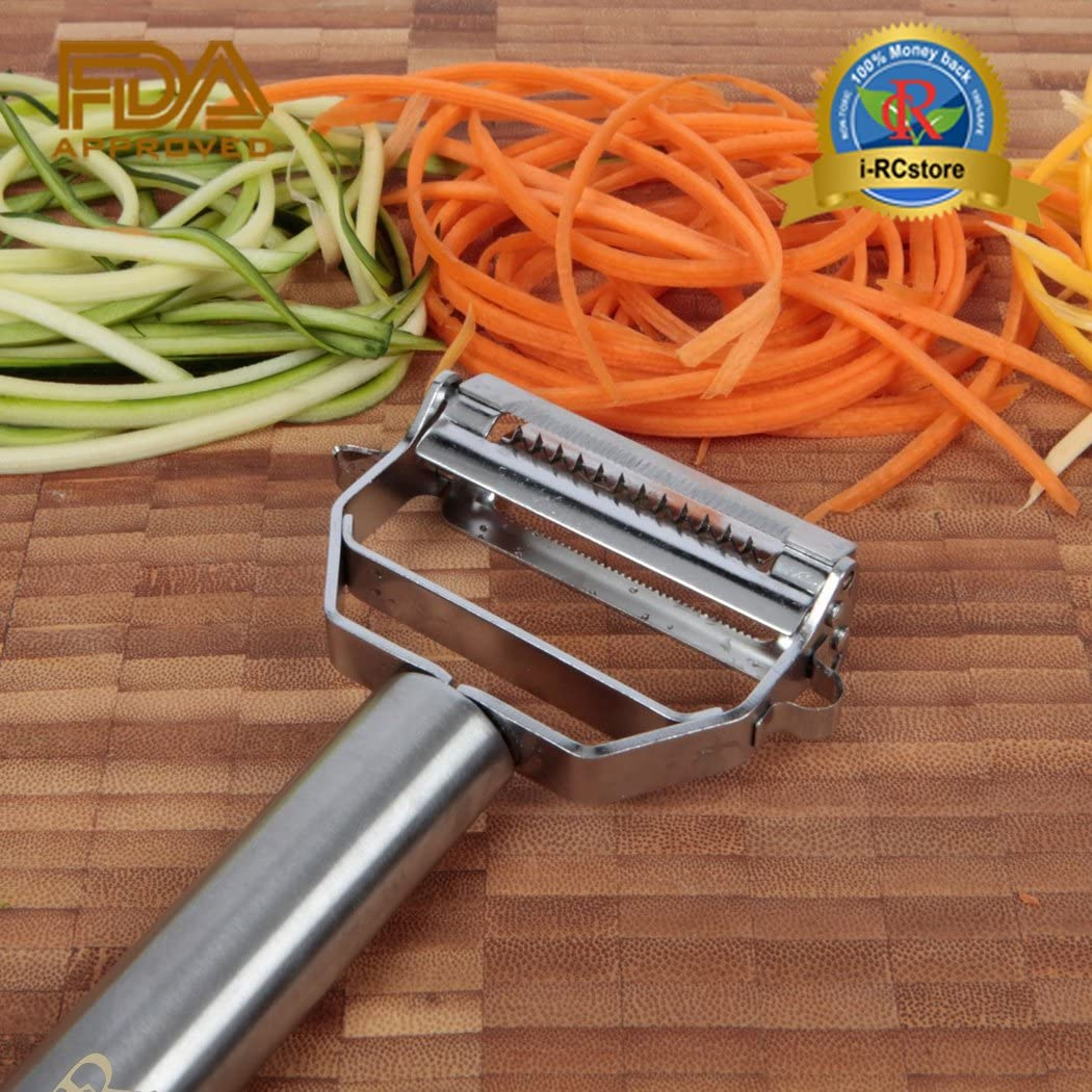 RC Deluxe Manual Can Opener with Stainless Steel Grips
