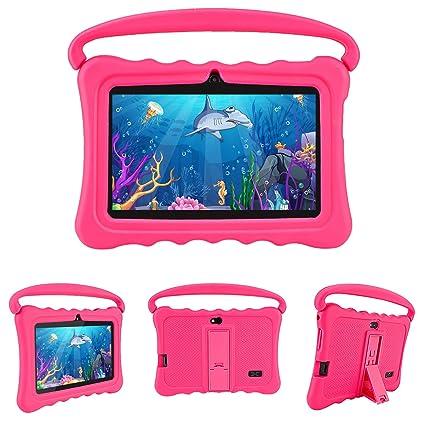 Tabletas para niños, Veidoo 7 pulgadas Android 8.1 Tablet con ...