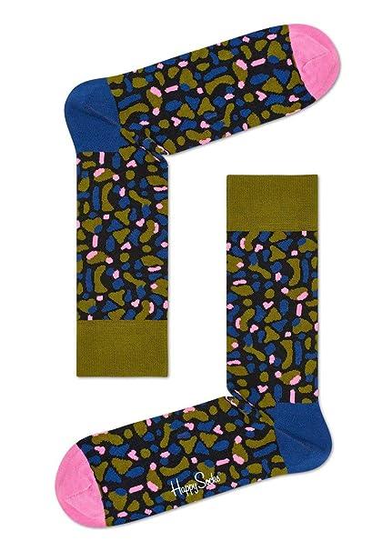 Happy Socks - Bolígraf de Wiz Khalifa algodón calcetines para hombres y mujeres: Amazon.es: Ropa y accesorios