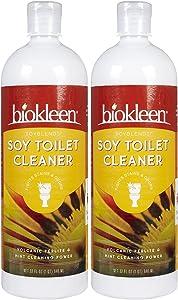Biokleen Soy Toilet Scrub - 32 oz - 2 pk