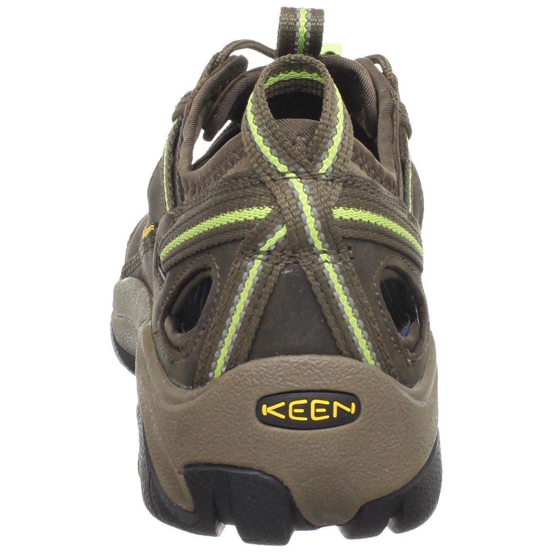 KEEN Women's Arroyo II Hiking Shoe B003Z4JTX2 6 B(M) US|Chocolate Chip/Sap Green