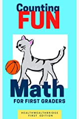 Counting fun: Maths for First Graders (Online Education in India Book 1) Kindle Edition