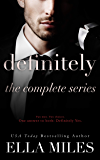Definitely: The Complete Series (Maybe Boxset Series Book 2)