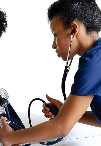 Primacare Medical Supplies DS-9181 - Kit profesional de medición de tensión  arterial (con estetoscopio Sprague-Rappaport): Amazon.es: Industria,  empresas y ciencia