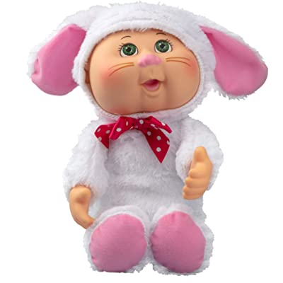 Cabbage Patch Kids Cuties, Honey Bunny - Collectible Easter Bunny Baby Doll - 18+ Months: Toys & Games
