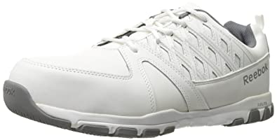 19d0820190b Amazon.com  Reebok Work Men s Sublite Work RB4005 Athletic EH Safety ...