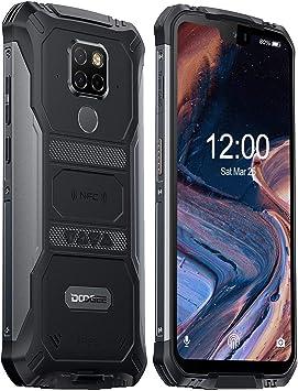 DOOGEE S68 Pro Teléfono Móvil Todoterreno, Helio P70 Octa Core 6GB ...