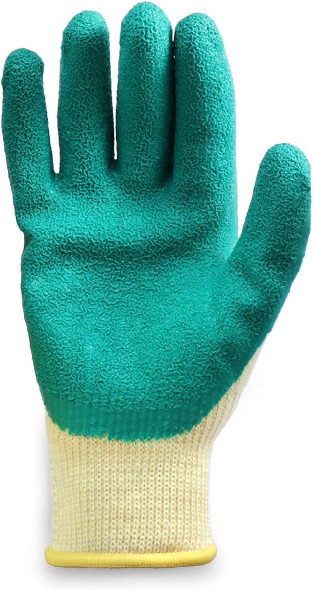 com-four/® 10 Paar hochwertige Gartenhandschuhe M Gr/ö/ße 8//M Arbeitshandschuhe Schutzhandschuhe 10 Paar - Gr/ö/ße 08