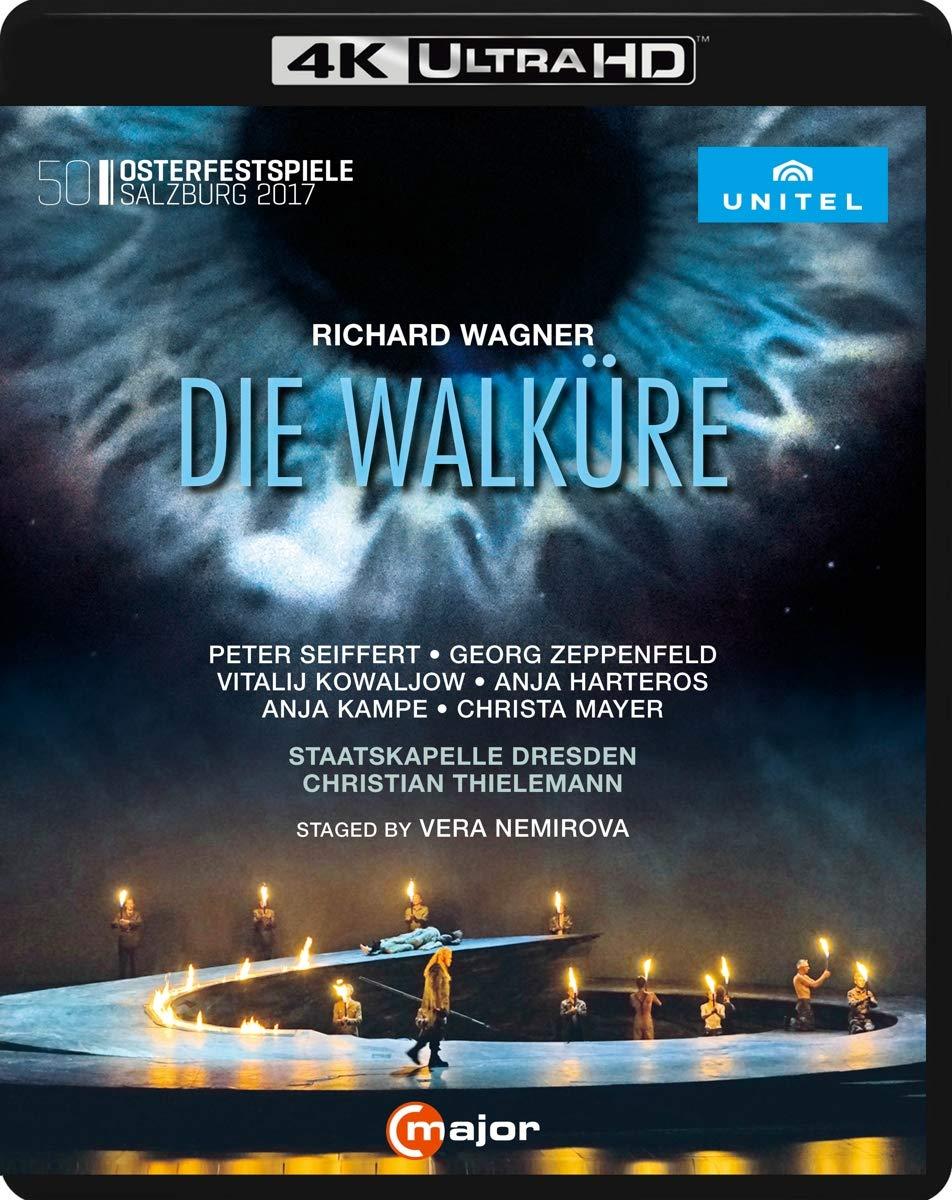 Blu-ray : Die Walkure (Blu-ray)