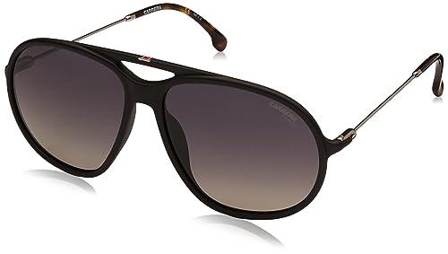912bfdcd78 Carrera 153-S Gafas de Sol para Hombre, Matt Black, 60 mm: Amazon ...