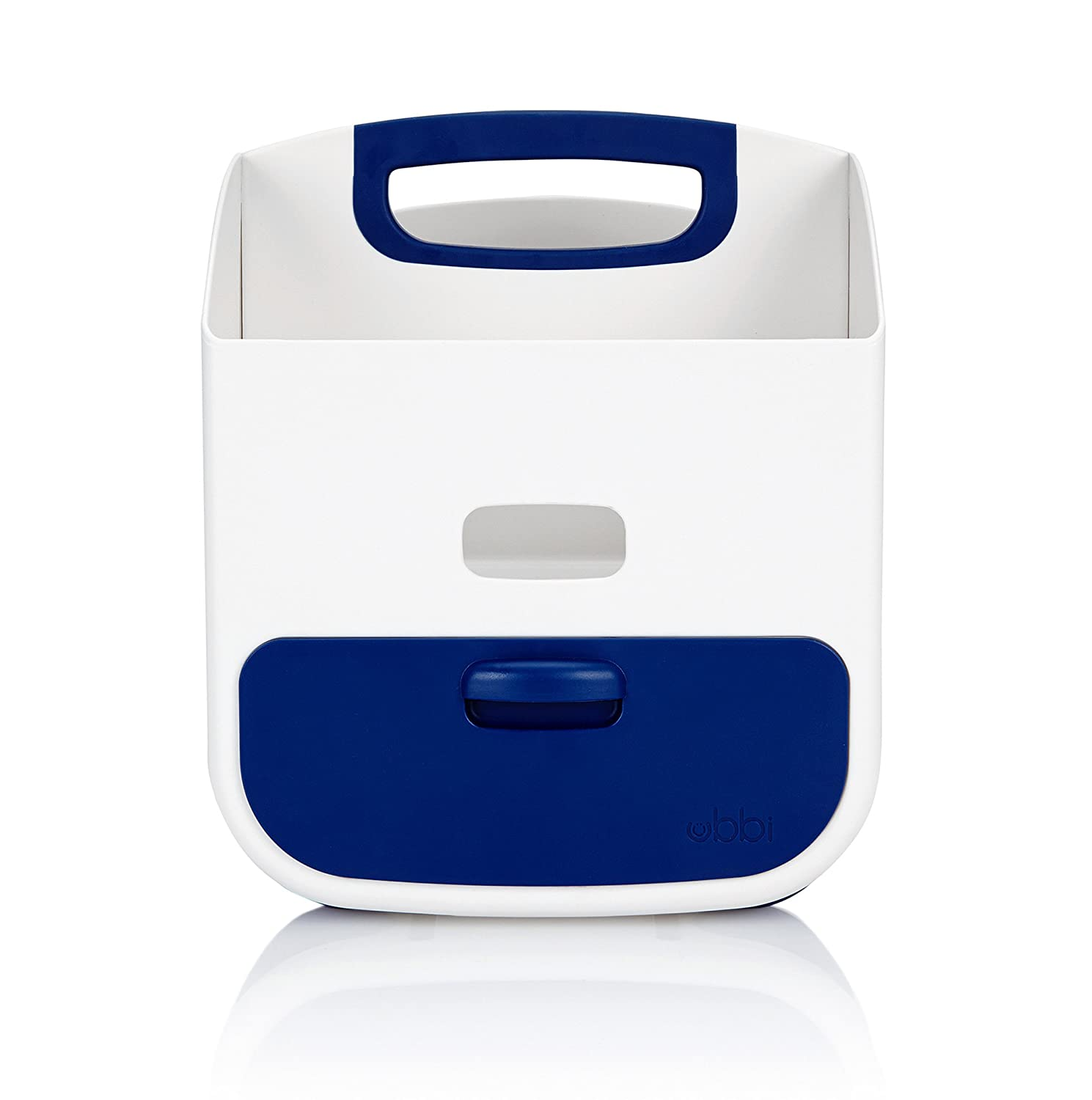 Amazon.com : Ubbi Portable Diaper Changing Station + Diaper Storage ...