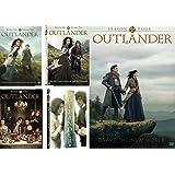 Outlander: The Complete Series Season 1-4 [ DVD, 2019]