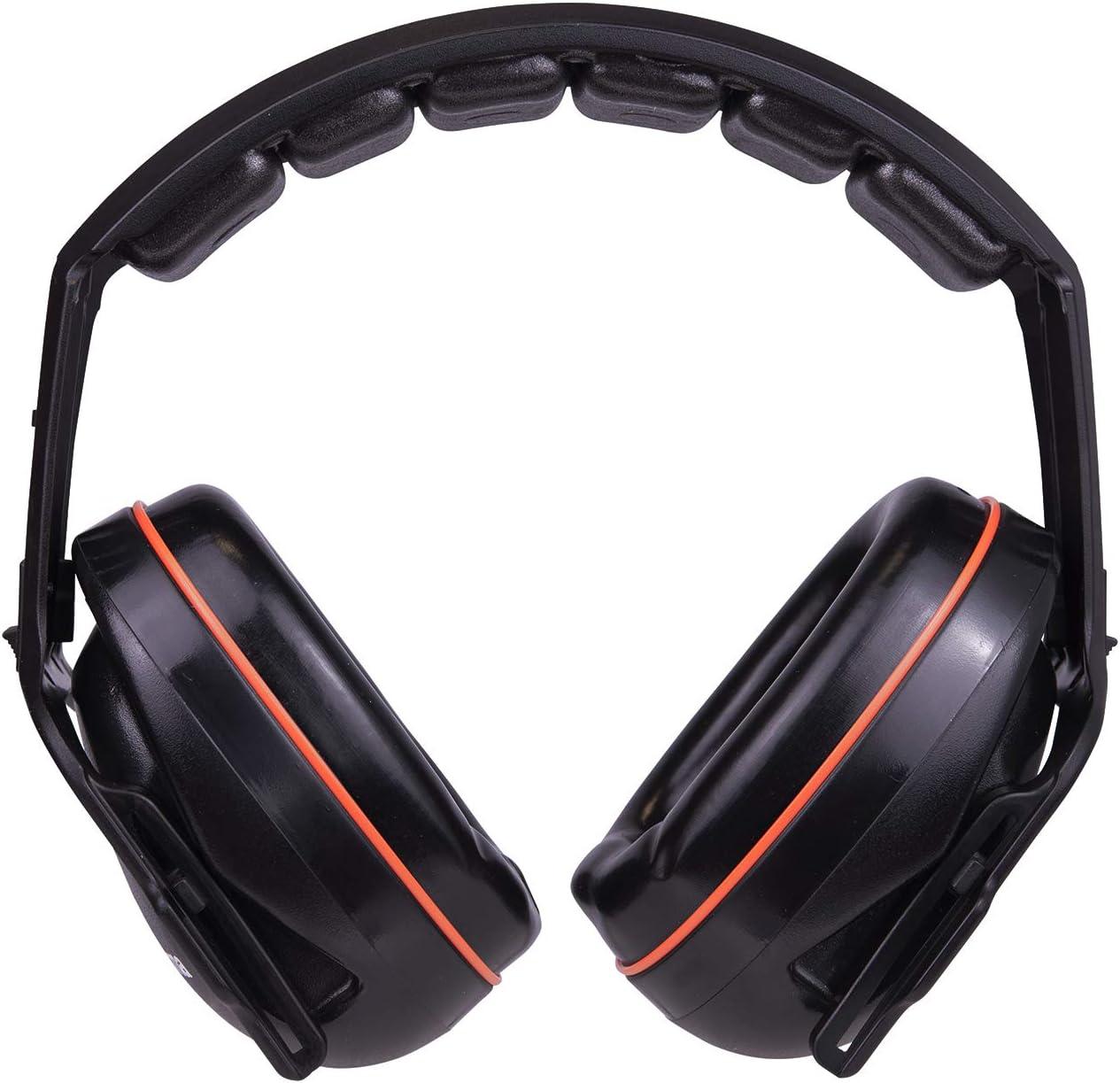 Genuine Husqvarna 531009201 Lightweight Headband Style Hearing Protectors