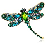 Amazon Com Coraline Dragonfly Hair Clip Beauty