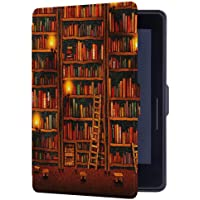 T Tersely Slimshell Case Cover for All-New Kindle Paperwhite 10th Generation-2018 (Model No. PQ94WIF), Smart Shell Cover…