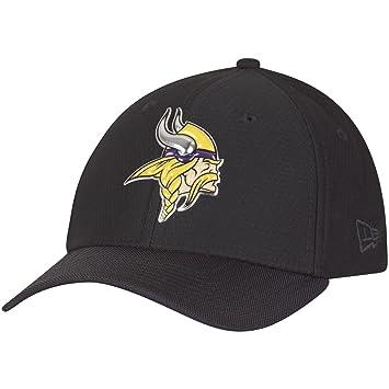 meet 7cb2d 3d2c6 New Era 39Thirty Cap - LIQUID Minnesota Vikings black - XS S