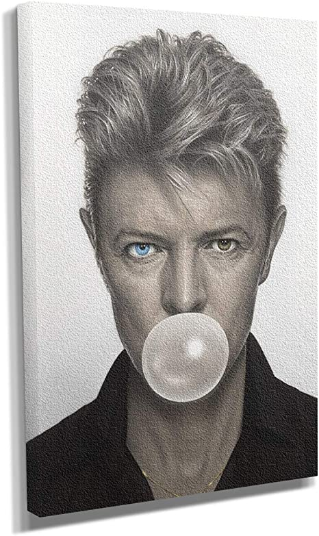 David Bowie Signed Autograph A4 Photo Print Poster-Framed or Unframed Available