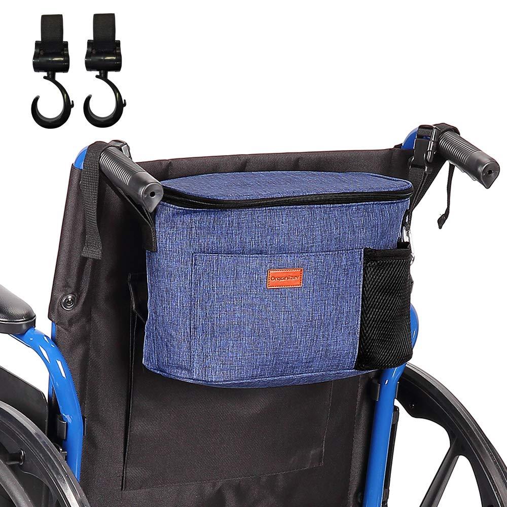 Amazon.com: Mochila para silla de ruedas multifuncional ...