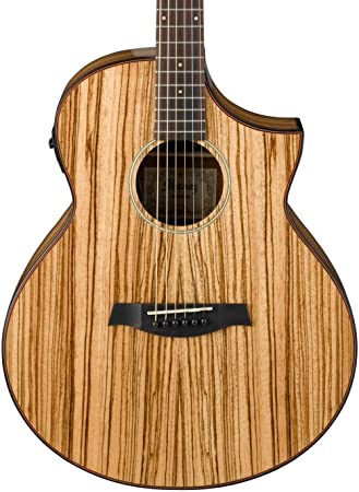 Ibanez Exotic Wood AEW40ZW NT Acoustic Electric Guitar Natural