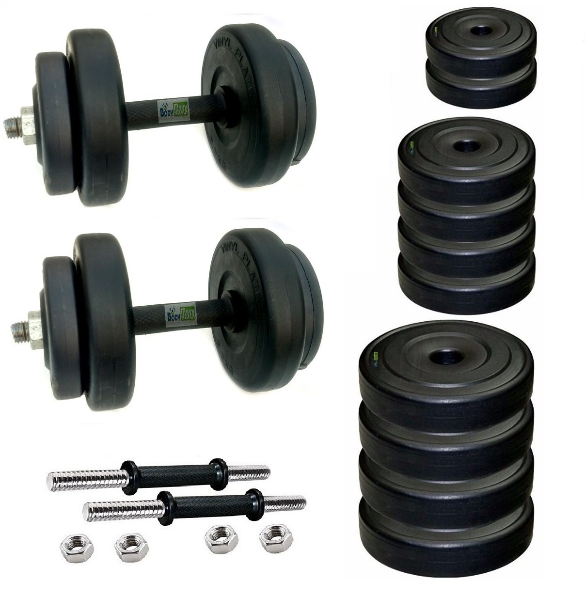 ca875225812 Dumbbells  Buy Dumbbells Online at Best Prices in India-Amazon.in