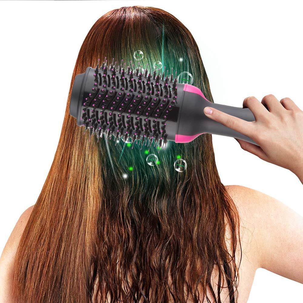FOXTSPORT Secador de pelo y voluminizador de un paso ...