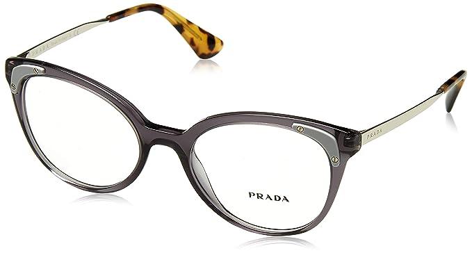 1fe00b94fef Prada Women s PR 12UV Eyeglasses 51mm at Amazon Women s Clothing store