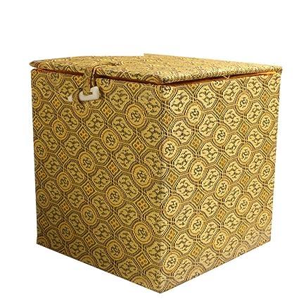 Caso del tamaño del bordado/porcelana/ornamentos/cuadro decorativo/joyero/ cajas