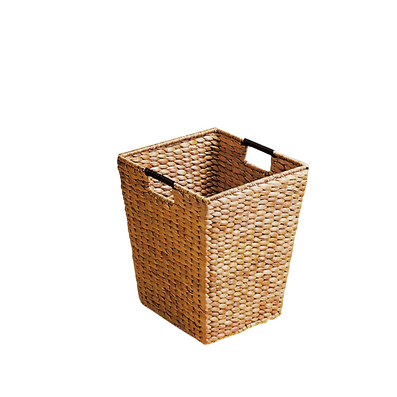 paper bin made of banana leaves Waste Paper Basket
