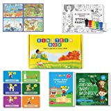 Einstein Box Learning And Educational Games, Books And Puzzles For 4 To 6 Years Kids
