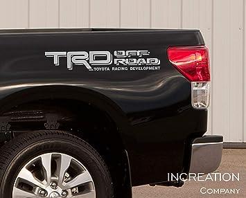 Amazon.com: INCreation Company - Adhesivo para camión Toyota ...