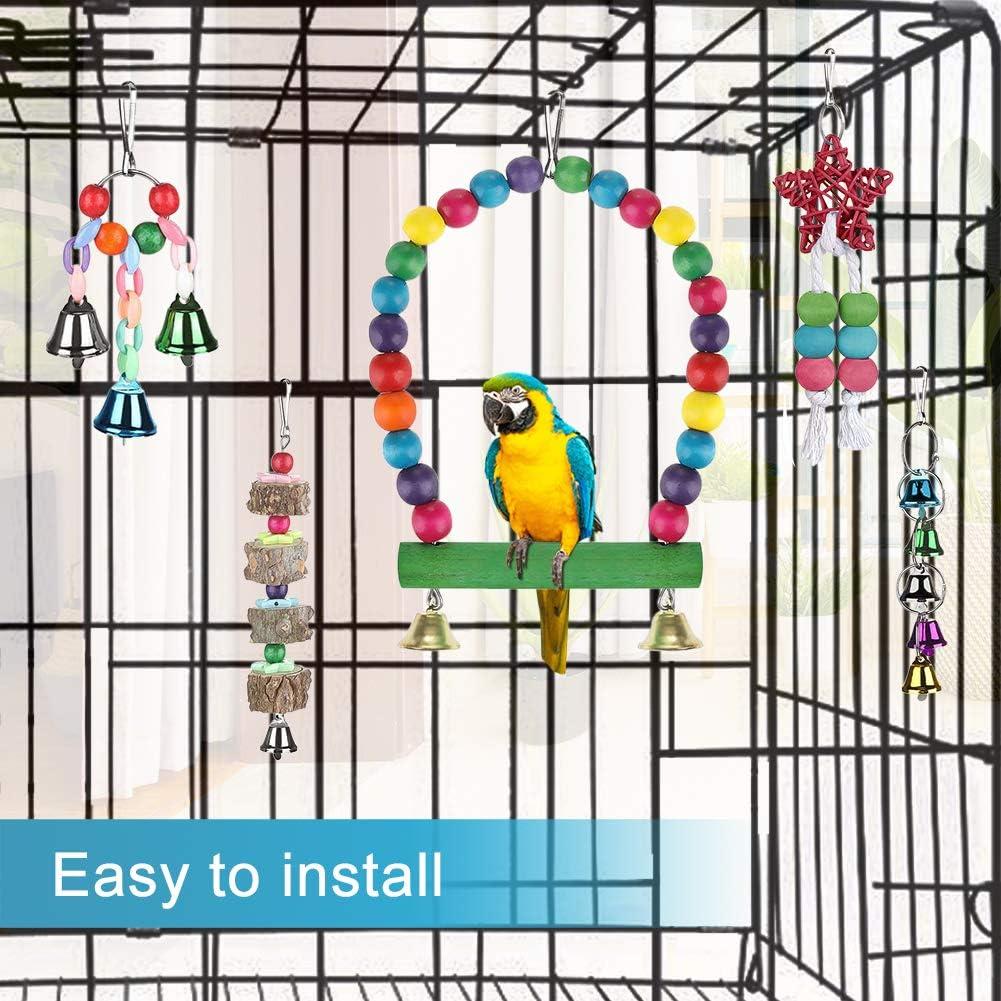Budgerigar Medium 12cm Trixie Trixie Toys For Small Parrots Birds