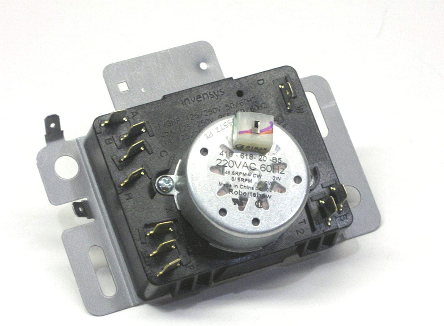 (NEW) Dryer Timer Control for WP Admiral WPW10436303 W10436303 AP6021393 and PS11754717 + many models in description