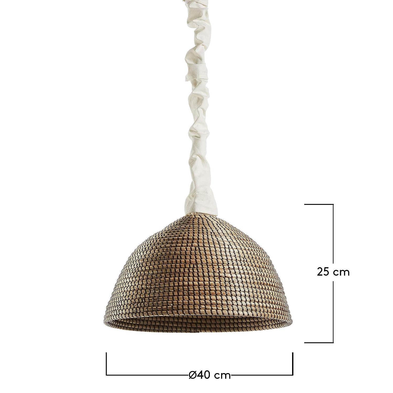 Kave Home Lámpara de Techo Delan: Amazon.es: Hogar