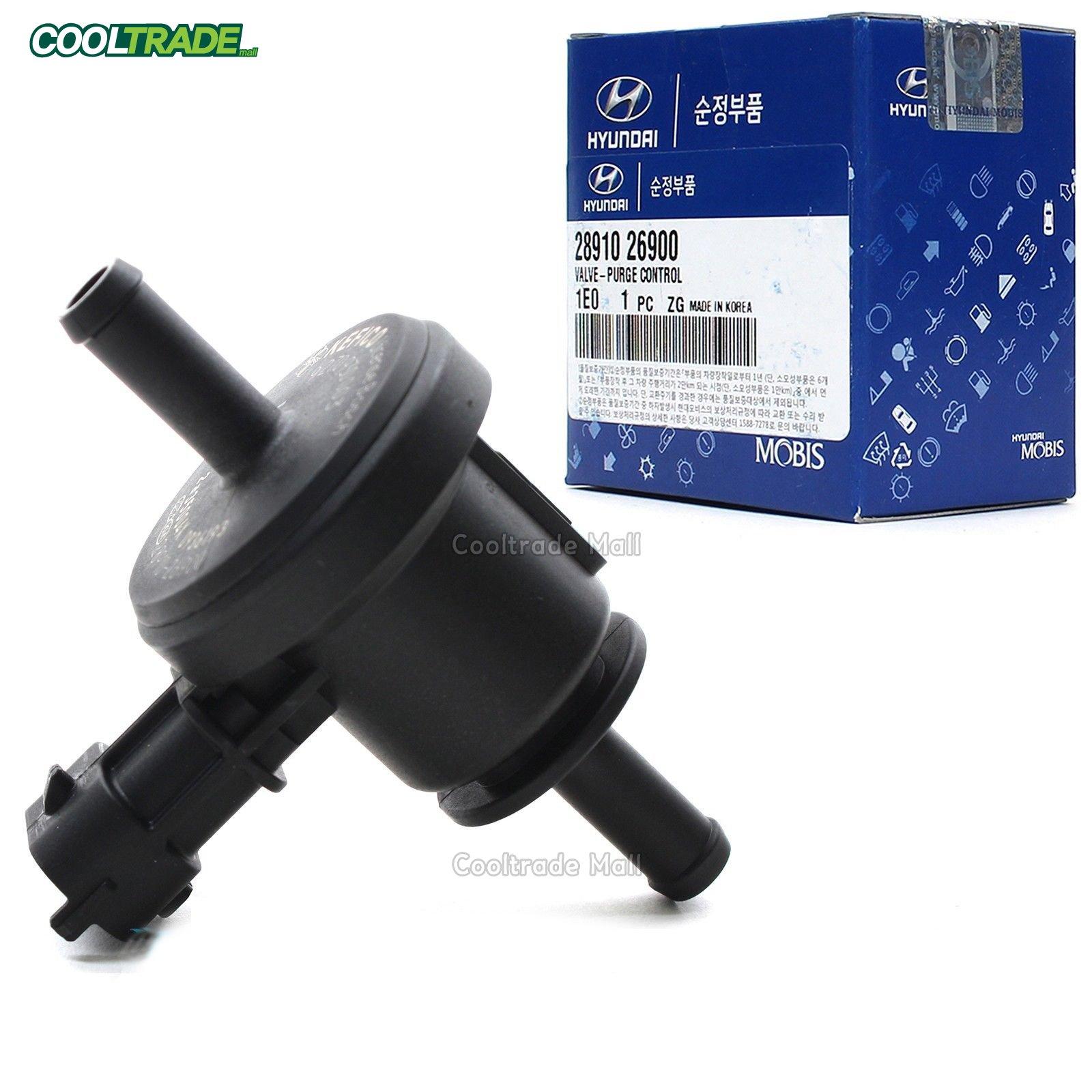 Genuine Fits 06-13 Accent Elantra Rio Soul Purge Control Valve OEM 28910-26900