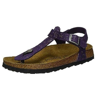 Kairo Leder, Womens Strappy Sandals Papillio