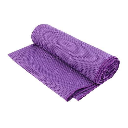 MagiDeal Yoga Toalla + Yoga schäum Extremos Espuma ladrillo ...