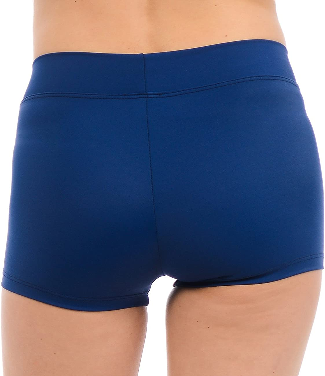 Anza Girls Activewear Dance Booty Shorts Gym Workout Yoga Shorts
