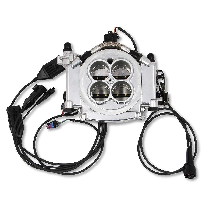 Sniper 550-518 Holley Sniper Self-Tuning EFI 4 Barrel Fuel Injection System Master Kit