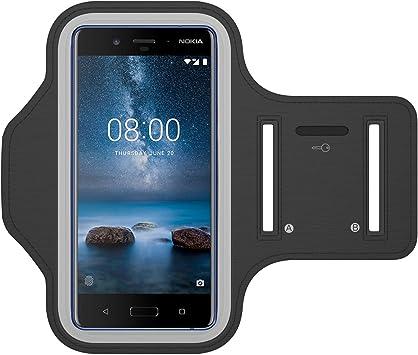 Misha Brazalete Deportivo Grande para Nokia 8 Ideal para Hacer ...