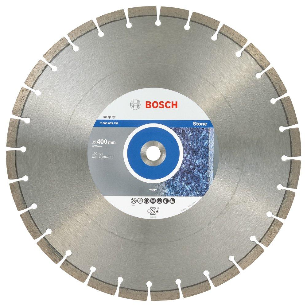 Bosch Diamanttrennscheibe Expert for Stone, Mehrfarbig, 2608603752