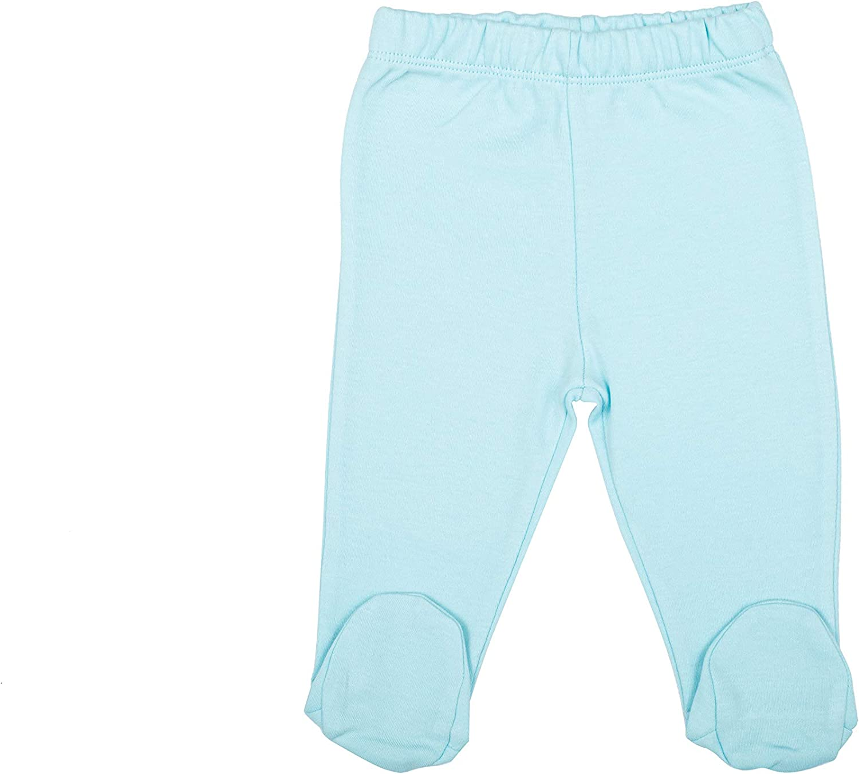 GOTS Certified 100/% Organic 5 Piece Basic Essentials Layette Set for Newborn Baby Boys and Girls